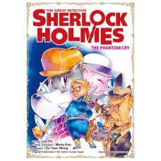 #1 Sherlock Holmes The Panthom's Cry