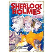 #3 Sherlock Holmes The Greatest Jail-breaker II
