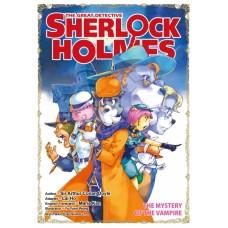 #4 Sherlock Holmes  The Mystery Of The Vampire
