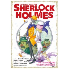 #6 Sherlock Holmes The Fat Goose And The Blue Carbuncle
