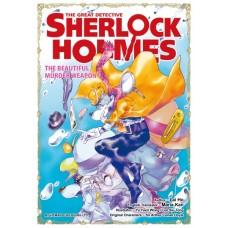 #8 Sherlock Holmes Beautiful Murder Weapon