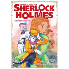 #11 Sherlock Holmes The Lethal Crystals