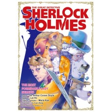#12 Sherlock Holmes The Most Formidable Lady Nemesis