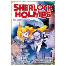 #13 Sherlock Holmes Silent Mother