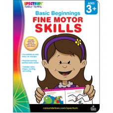 Fine Motor Skills Activity Book Grade Preschool-K Paperback