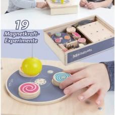MAGNETRIX Magnetic Experiment Box