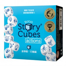 Rory's Story Cubes Action