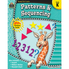 Ready-Set-Learn: Patterns & Sequencing Grade K