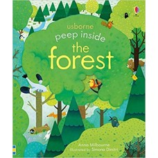 Usborne Peep Inside The Forest