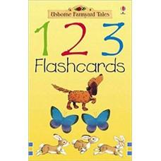 Usborne Farmyard Tales 123 Flashcards