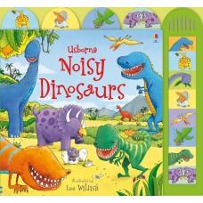 Usborne Noisy And Musical Books Noisy Dinosaurs