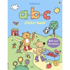 Usborne Abc Sticker Books