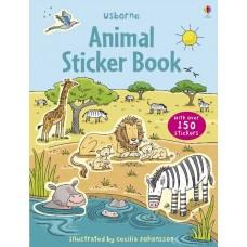 Usborne Animal Sticker Books