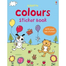 Usborne Colours Sticker Books