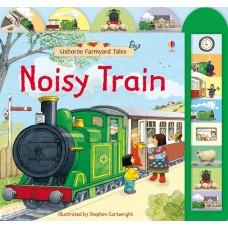 Usborne Noisy And Musical Books Farmyard Tales Noisy Train