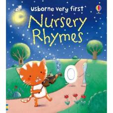 Usborne Very First Words Nursery Rhymes