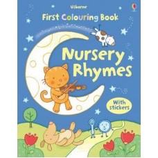First Colouring Book Nursery Rhymes