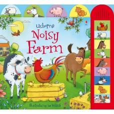 Usborne Noisy And Musical Books Noisy Farm