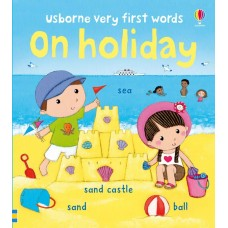 Usborne Very First Words On Holiday