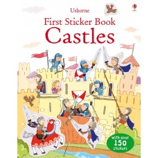 Usborne Castles Sticker Books