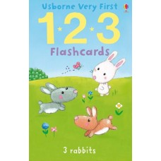 Usborne Very First 123 Flashcards