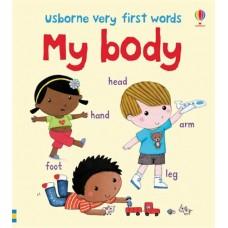 Usborne Very First Words My Body