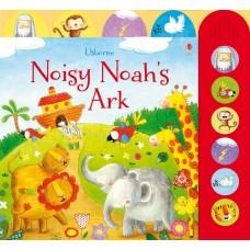 Usborne Noisy And Musical Books Noisy Noah's Ark