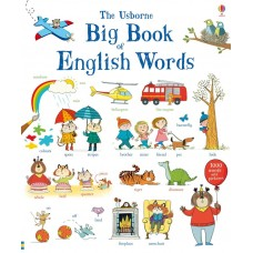 Usborne Big Book Of English Words