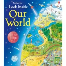 Usborne Look Inside Our World