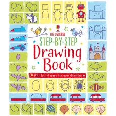 Step-By-Step Drawing Book Ages 4+