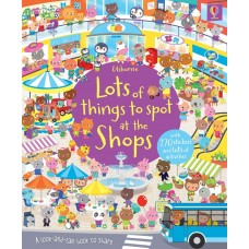 Usborne Lots Of Things To Spot In The Shops