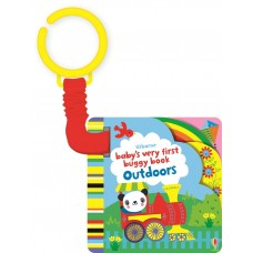 Usborne Baby's Very First Buggy Books Outdoors