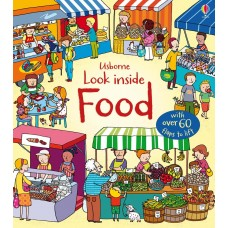 Usborne Look Inside Food
