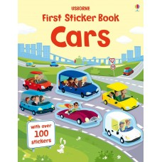 Usborne Cars Sticker Books