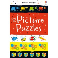 Usborne Over 80 Picture Puzzles