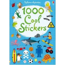 Usborne 1000 Cool Stickers