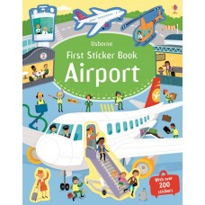 Usborne Airport Sticker Books