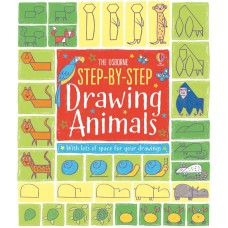 Step-By-Step Drawing Animals Age 4+