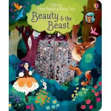 Usborne Peep Inside A Fairytale Beauty And The Beast