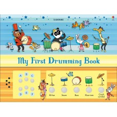 Usborne My First Drumming Book