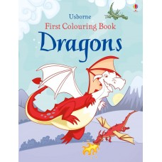 Dragons Colouring Books