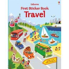 Usborne Travel Sticker Book