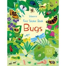 Usborne Bugs Sticker Books