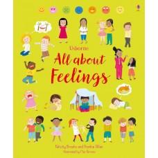 Usborne All about feelings