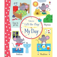 Usborne Lift-The-Flap My Day