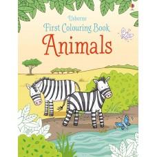 Usborne Animals Colouring Books