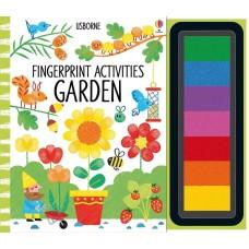 Usborne Fingerprint Activities Garden