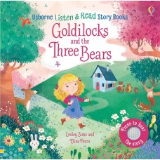 Usborne Listen and Read Story Books Goldilocks and the Three Bears