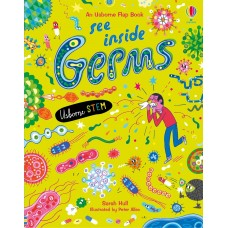 Usborne See inside Germs