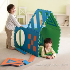 Weplay 3D Creative Mat - Color